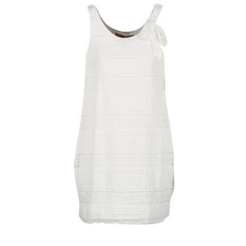 material Női Rövid ruhák Desigual KERASO Fehér