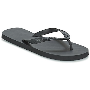 Shoes Férfi Lábujjközös papucsok Hugo Boss Orange 50311200 Fekete
