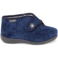 Cipők Női Mamuszok Fargeot Caliope marine Kék