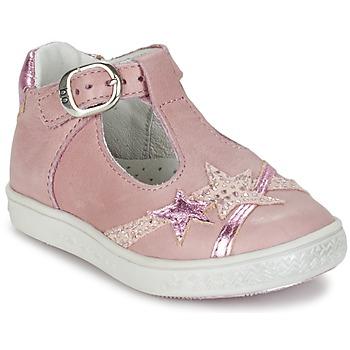 Shoes Lány Balerina cipők / babák Babybotte STARMISS Rózsaszín
