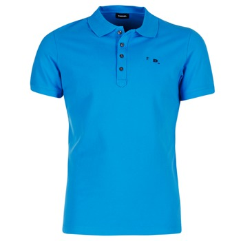 Ruhák Férfi Rövid ujjú galléros pólók Diesel T HEAL Kék