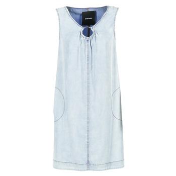 Ruhák Női Rövid ruhák Diesel DE ISBEC Kék