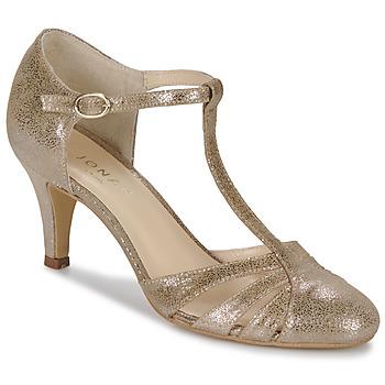 Cipők Női Félcipők Jonak LAORA Ezüst