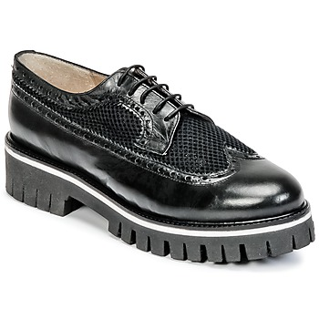 Cipők Női Oxford cipők Jonak DOXAL Fekete