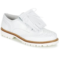 Shoes Női Oxford cipők Jonak AUSTRAL Fehér