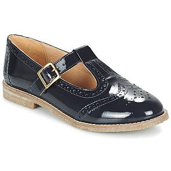 Cipők Női Balerina cipők / babák Jonak ALINA Kék