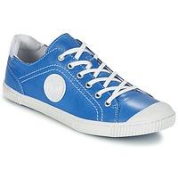 Cipők Női Rövid szárú edzőcipők Pataugas BAHER F2C Kék
