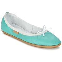 Cipők Női Balerina cipők / babák Pataugas SANOK F2C Türkiz