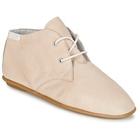 Cipők Női Csizmák Pataugas SCOTT/N F2C Bőrszínű