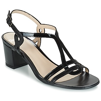 Cipők Női Szandálok / Saruk Perlato LOABINE Fekete