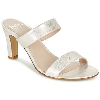 Cipők Női Papucsok Perlato ADINILE Ezüst