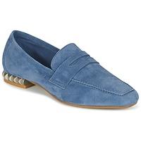 Cipők Női Mokkaszínek Perlato KAMINA Kék
