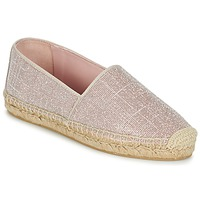 Cipők Női Gyékény talpú cipők Pretty Ballerinas GALASSIA Rózsaszín