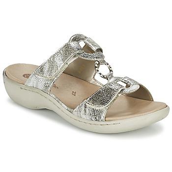 Shoes Női Papucsok Remonte Dorndorf TARDESSO Ezüst