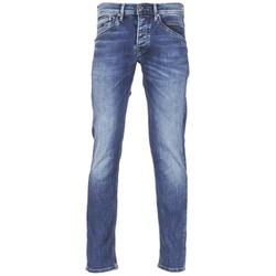 Ruhák Férfi Egyenes szárú farmerek Pepe jeans TRACK Kék / N45