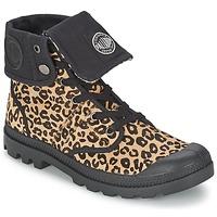 Cipők Női Csizmák Palladium BAGGY PN Leopárd