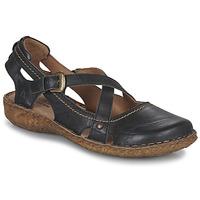 Cipők Női Szandálok / Saruk Josef Seibel ROSALIE 13 Fekete