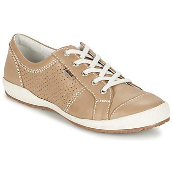 Cipők Női Rövid szárú edzőcipők Josef Seibel CASPIAN Barna