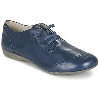 Cipők Női Oxford cipők Josef Seibel FIONA 01 Kék