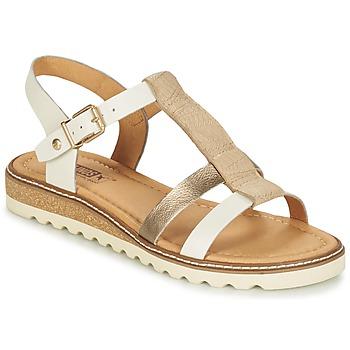 Cipők Női Szandálok / Saruk Pikolinos ALCUDIA W1L Ezüst