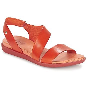 Shoes Női Szandálok / Saruk Pikolinos ANTILLAS W0H Piros