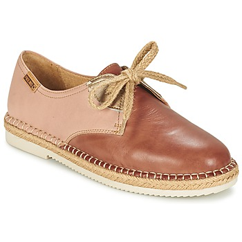 Cipők Női Oxford cipők Pikolinos CADAMUNT W3K Barna