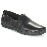 Cipők Férfi Mokkaszínek Pikolinos AZORES 06H Fekete