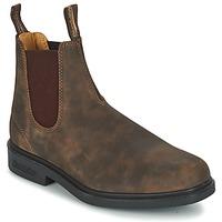 Cipők Csizmák Blundstone COMFORT DRESS BOOT Barna