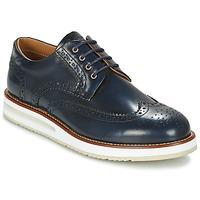 Cipők Férfi Oxford cipők Barleycorn AIR BROGUE Kék