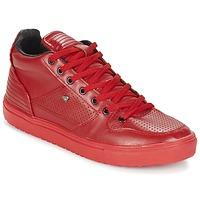 Cipők Férfi Magas szárú edzőcipők Cash Money SUNDAY Piros