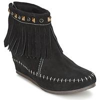 Cipők Női Csizmák Les Tropéziennes par M Belarbi BOLIVIE Fekete