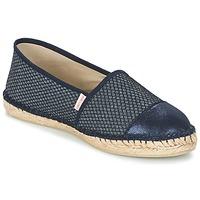 Cipők Női Gyékény talpú cipők Pare Gabia VP PREMIUM Tengerész