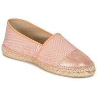 Cipők Női Gyékény talpú cipők Pare Gabia VP PREMIUM Rózsaszín