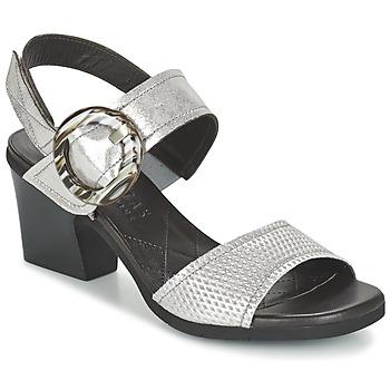 Cipők Női Szandálok / Saruk Hispanitas DADOMPI Ezüst