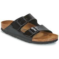 Cipők Női Papucsok Birkenstock ARIZONA Fekete