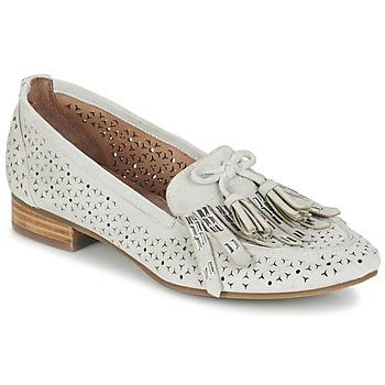 Shoes Női Mokkaszínek Mam'Zelle ZELINA Szürke