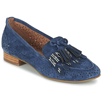 Shoes Női Mokkaszínek Mam'Zelle ZELINA Tengerész