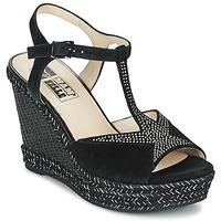 Shoes Női Szandálok / Saruk Mam'Zelle IMELA Fekete