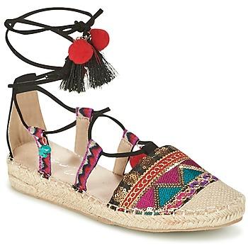 Cipők Női Gyékény talpú cipők Coolway BAMBURI Sokszínű