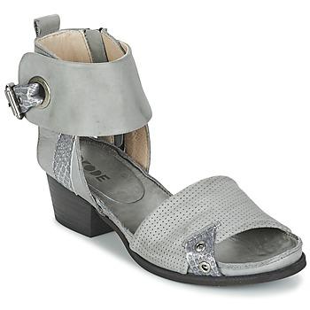 Cipők Női Szandálok / Saruk Dkode REECE Szürke / Ezüst