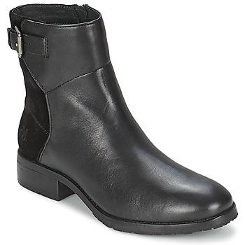 Cipők Női Csizmák Marc O'Polo GABRIELLE Fekete