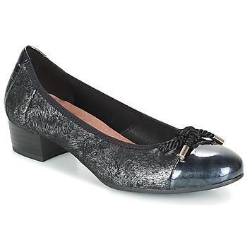 Cipők Női Balerina cipők / babák Pitillos DETIE Szürke / Sötét