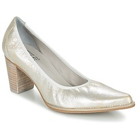 Shoes Női Félcipők Un Matin d'Ete NAZETO Ezüst