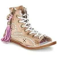 Cipők Női Szandálok / Saruk Airstep / A.S.98 RAMOS Barna / Tiszta