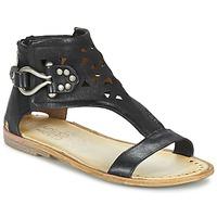 Cipők Női Szandálok / Saruk Airstep / A.S.98 TUNNEL Fekete