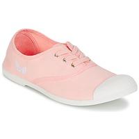 Cipők Női Rövid szárú edzőcipők Kaporal ULRIKA Rózsaszín