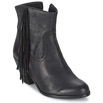 Cipők Női Bokacsizmák Sam Edelman LOUIE Fekete