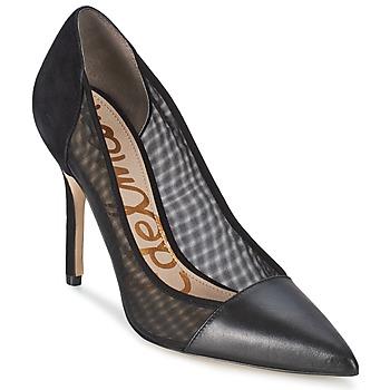 Cipők Női Félcipők Sam Edelman DESIREE Fekete