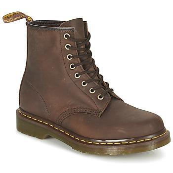 Cipők Csizmák Dr Martens 1460 Barna / Sötét