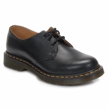 Cipők Oxford cipők Dr Martens 1461 SMOOTH Fekete